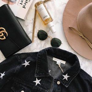Jackets & Blazers - Star Denim Jacket