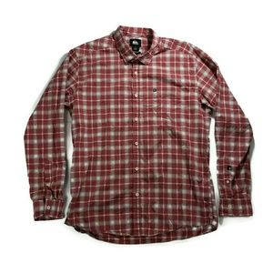 🔷️3 for 30🔷️Quiksilver button up mens