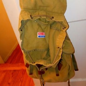 Military Style Back Pack