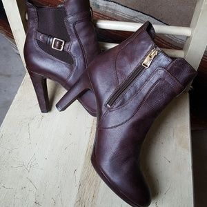 Rockport leather ankle boots