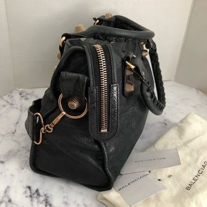 Balenciaga Bags - Balenciaga city bag Black RGGH 21