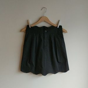Dresses & Skirts - Kimichi blue urban outfitters scalloped skirt sm