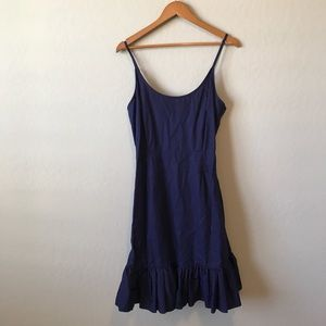 TRACY Reese Navy blue dress