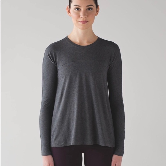 635855389a1970 lululemon athletica Tops | Lululemon Acadia Long Sleeve Top | Poshmark