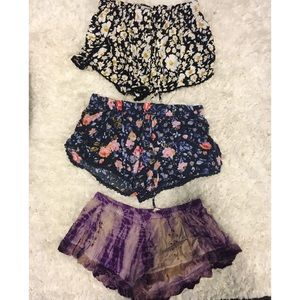 3 Urban Outfitters Shorts SZM
