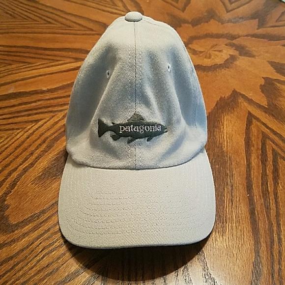 d7359589b66bb Patagonia Trout Flexfit Retro Hat. M 5a0b0933bcd4a79ae501b22a