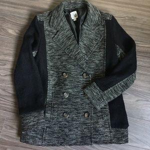 BP Knitted Pea Coat