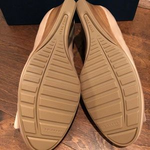 305157364 Cole Haan Shoes   Tali Grand Bow Wedge In Maple Sugar   Poshmark