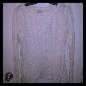 Vineyard Vines Sweater Cable Knit Sweater