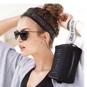 Victoria Sport gym bag, towel and headband