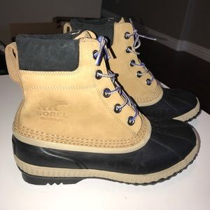 Sorel Cheyanne II duck boot