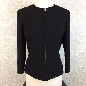 Max Mara studio blazer jacket black