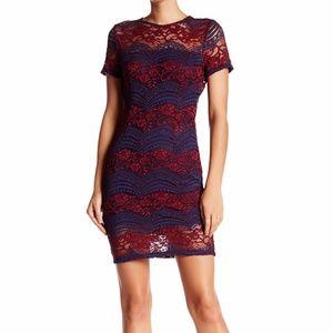 NWT! Romeo & Juliet Couture Lace Dress Sz M
