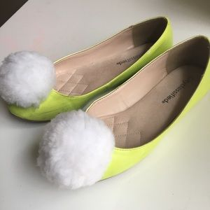 Shoes - Adult tinkerbell shoes costume/cosplay