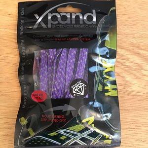 Shoes - Xpand no tie shoe lace