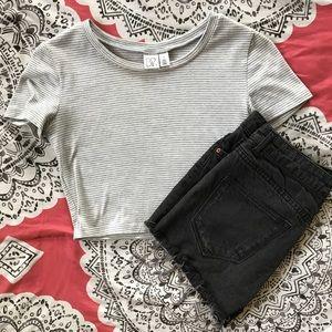 ◾️High Waisted Shorts