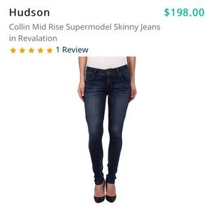 👖Closet Clearout👖Hudson jeans