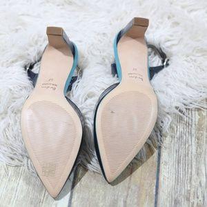 9641b7b473a Boden Shoes - Boden Millie Slingback Heels Pumps AR654 Closed