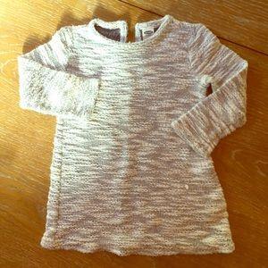GUC H&M gray sweater dress size 18-24M