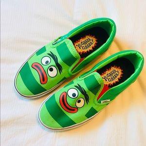 dcdadcedd61eab Vans Shoes - RARE Yo Gabba Gabba Brobee Vans