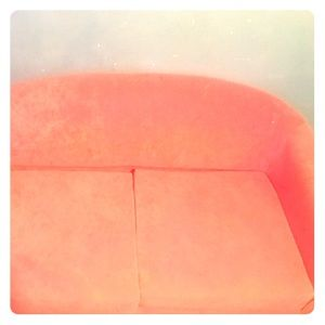 Other - Pink couch/futon