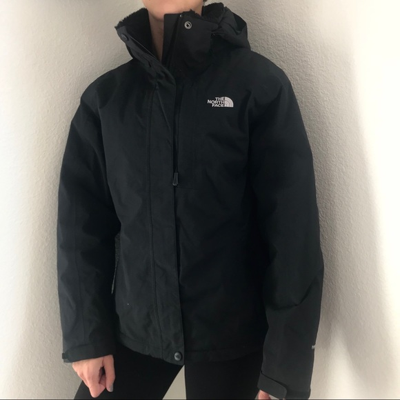 55ecce9fc The North Face HyVent Hard Shell Insulated Jacket