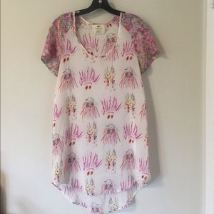 """Urban Outfitters """"Arts Thread"""" Tunic"""