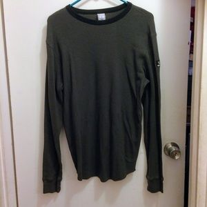 Men's old navy size small long sleeve shirt