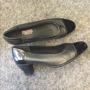 Perfect work pumps. Soft comfortable insole