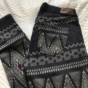 Levi's tribal jeans! Sold out