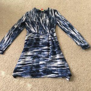 Catherine malandrino beautiful  wrap dress