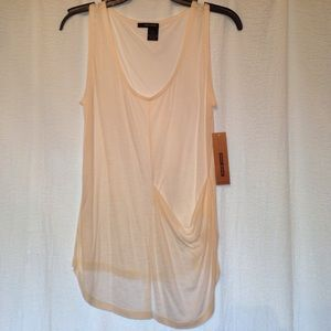 NWT DKNY Sleeveless Rayon Blouse