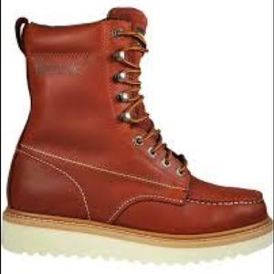 Red Ball Men's work Boots size 11 M