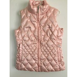 Girls Down Filled LANDS END Vest