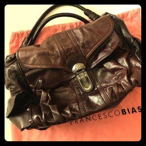 Francesco Biasia saddle bag