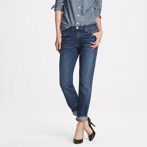 J. Crew Vintage Straight Leg Jeans
