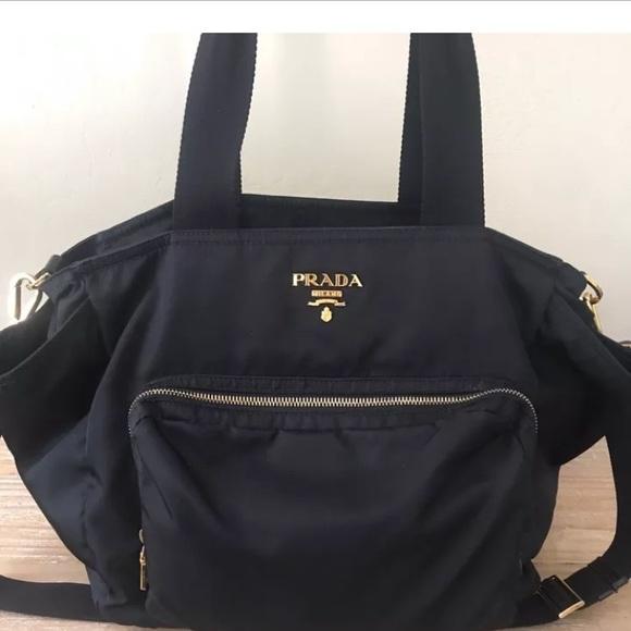 93d9a9751ec9 Prada diaper bag. M_5a0b343499086a22ee0240cd