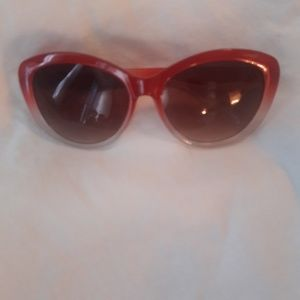 Accessories - Cute red sun glasses retro look