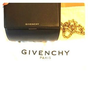 Givenchy Crossbody- Blue- New with Tags