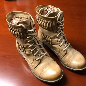 American Rag Lace Up Ankle Boots