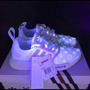 NMD X Louis Vuitton Adidas Men's Sneakers NWT
