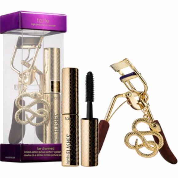 Tarte Makeup Be Charmed Eyelash Curler Mascara Poshmark