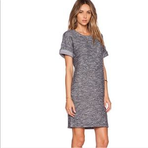 VINCE. Marked Indigo Sweater Dress from Revolve S