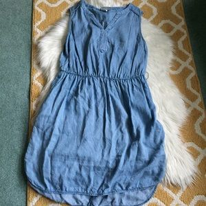 ava & viv chambray dress size 1X