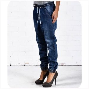 • One Teaspoon • Super Trackies Ford Jeans 26 New