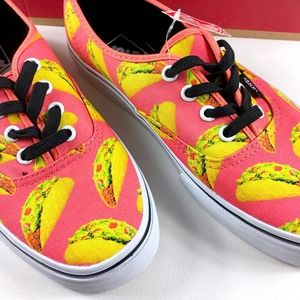 2645a2f009 Vans Shoes - Vans Authentic Late Night Coral Taco RARE