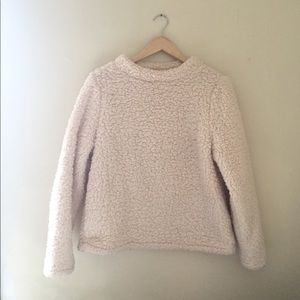 Urban Outfitters cozy wooly sweatshirt