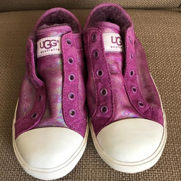 552ef100d4e 💜Girls Ugg Sneakers 💜