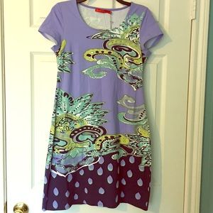 Krimson Klover Dream Catcher Dress Indigo Mint