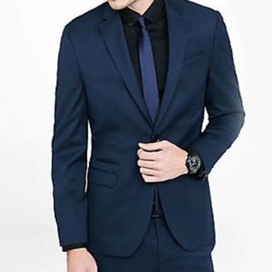 "Men's Express ""Photographer"" Fitted Suit Jacket"